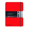 Notatnik my.book Flex A5/40k kratka - czerwony (11361524)
