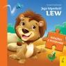 Książka z puzzlami Jego Wysokość lew
