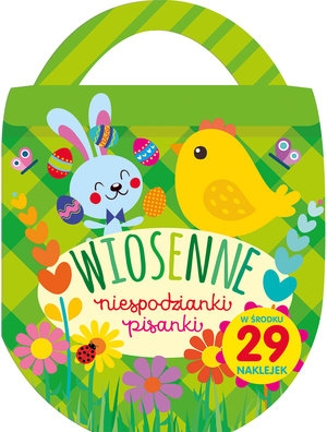 Wiosenne niespodzianki Pisanki Anna Wiśniewska
