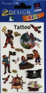 Tatuaże Z Design Kids Tatoo Piraci