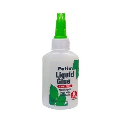 Klej w płynie przezroczysty, 40 ml (17374PTR)