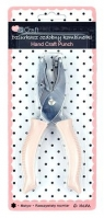 Dziurkacz ozdobny/kreatywny, jednootworowy - kombinerki serce (JCDK-005)