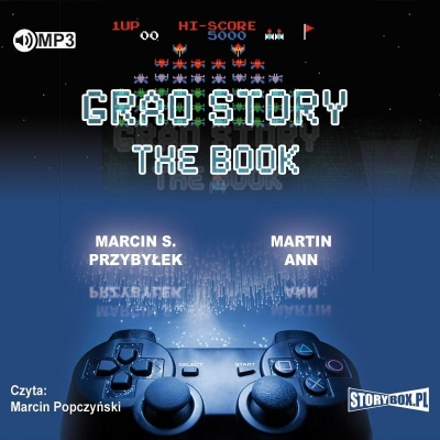 Grao story. The book audiobook Marcin Sergiusz Przybyłek