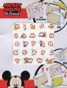 Naklejki activity stickers Mickey