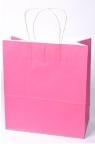 Torebka ekologiczna M różowa 0222-03