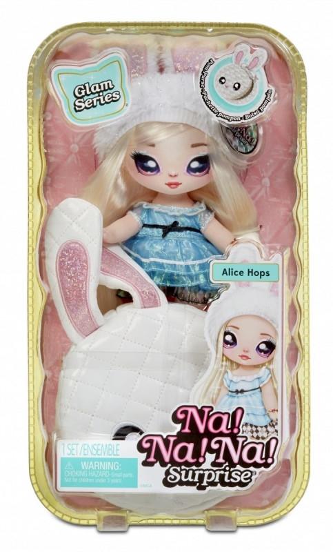 Lalka NA! NA! NA! Glam Alice Hops (575139EUC/575368)