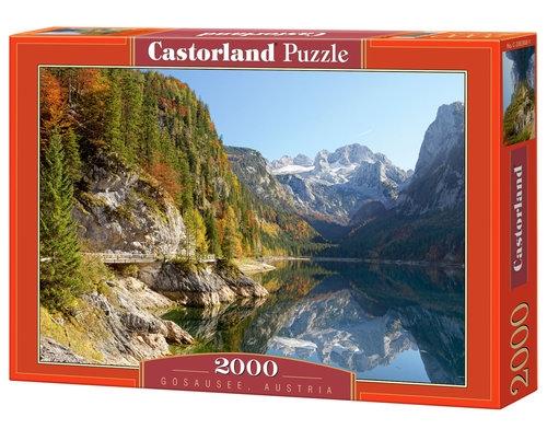 Puzzle Gosausee, Austria 2000 elementów (200368)