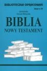 Biblioteczka Opracowań Biblia Nowy Testament