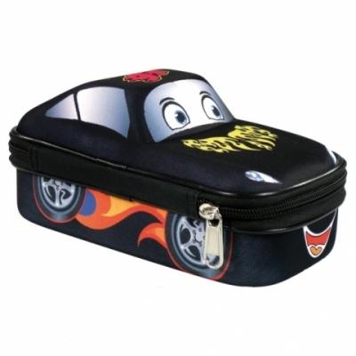 Piórnik 3D auto C