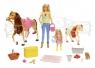 Barbie: Stadnina koni - zestaw (FXH15)