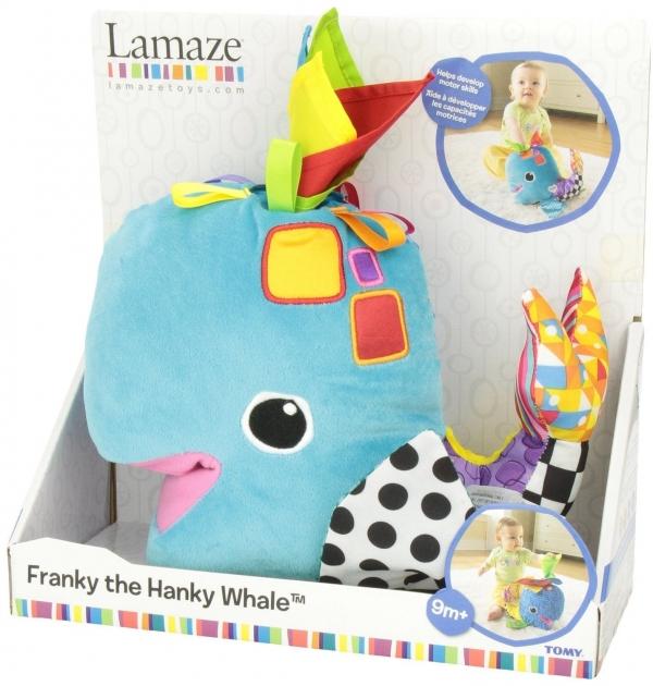 Lamaze: wesoły wieloryb LC27236 (79393)