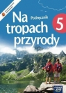 Na tropach przyrody 5 Podręcznik z płytą CD