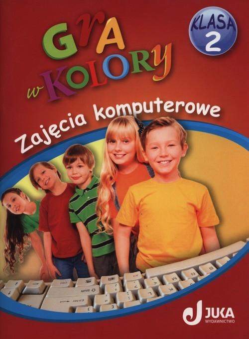 Gra w kolory 2 Zajęcia komputerowe Parzęcka Anna, Struczewska Małgorzata