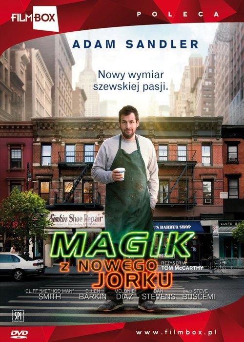 Magik z Nowego Jorku McCarthy Tom
