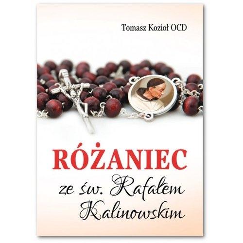 Różaniec ze św. Rafałem Kalinowskim Kozioł OCD Tomasz