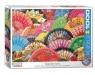 Puzzle 1000 Kolory świata, Hiszpańskie wachlarze