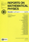 Reports on Mathematical Physics 75/3 2015 Kraj