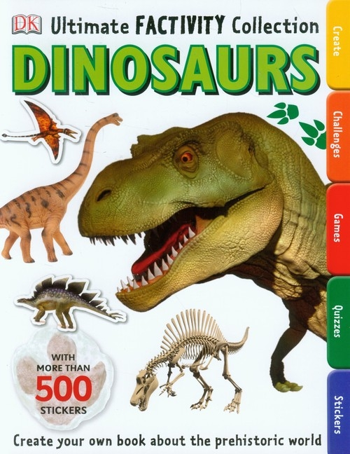 Ultimate Factivity Collection Dinosaurs