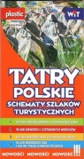 Tatry Polskie. Schematy szlaków turystycznych WIT