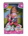 Lalka Evi Love  na trójkołowym rowerku (105733347)