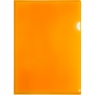 Obwoluta A4 Tetis - pomarańczowa (BT615-P)