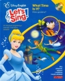 Disney English Let`s Sing! What Time Is It? + CD