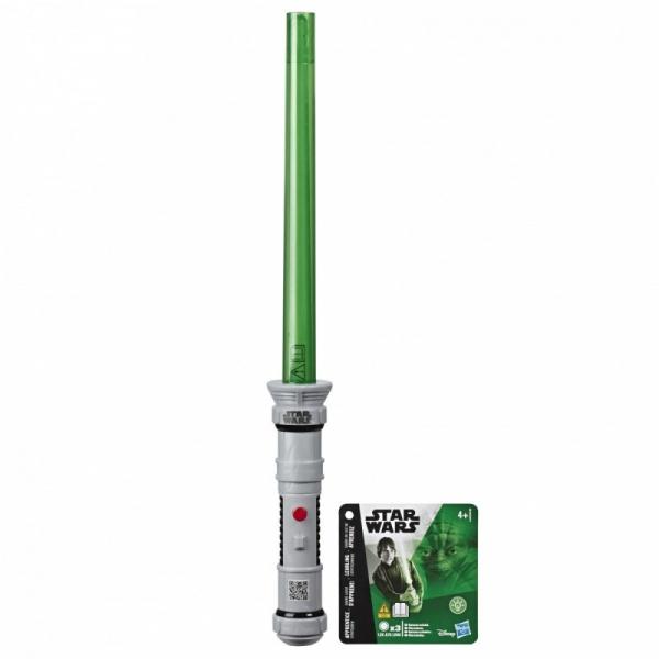 Miecz świetlny zielony Star Wars (E3120/E4872)
