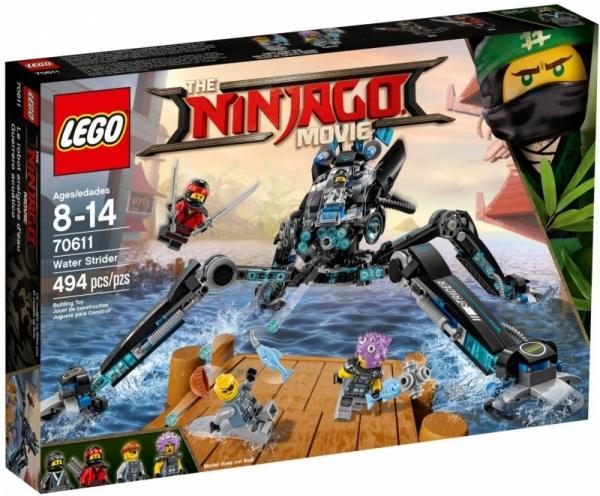 Ninjago Nartnik (70611)
