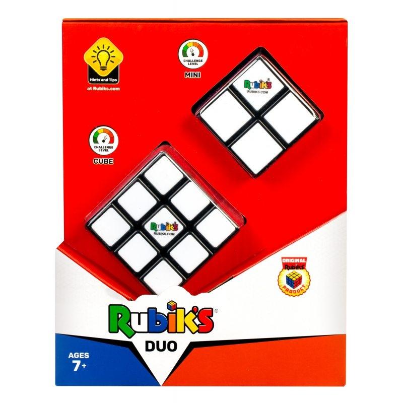 Kostka Rubika - Zestaw Duo (2x2 + 3x3) (RUB3033)