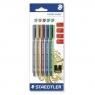 Markery metaliczne 5 kolorów STAEDTLER