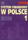System finansowy w Polsce Tom 1