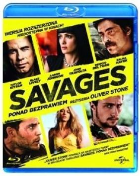 Savages: Ponad bezprawiem (Blu-ray)