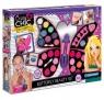 Crazy Chic: Motyl - Zestaw do makijażu 3w1 (78236) Wiek: 6+