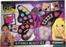 Crazy Chic: Motyl Zestaw do makijażu (78236)