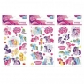 Naklejki Sticker BOO brokat My Little Pony