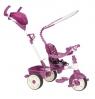 Trójkołowiec 4 w 1 Sports Edition Trike różowy (634369E4)