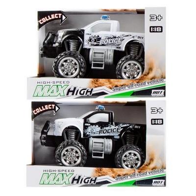 Samochód  policyjny Mega Creative terenowy policja (442758)