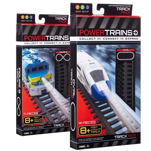 COBI Power Trains Zestaw Tory 2wz. (48636)