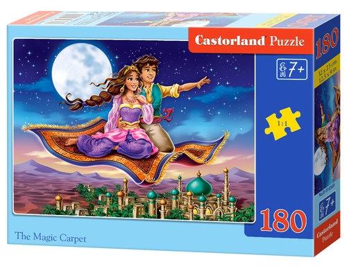 Puzzle 180: The Magic Carpet (B-018369) (Uszkodzone opakowanie)