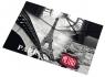 Paris koperta na napę z nadrukiem A4 pp