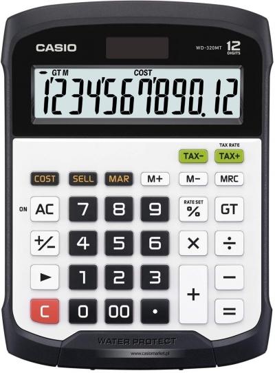 Kalkulator WD-320MT-MEMO .
