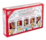 Łamigłówka The Puzzling Professors' 5 x Zestaw drewnianych puzzli (PC1426)