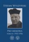 Pro memoria Tom 3 1953-1956