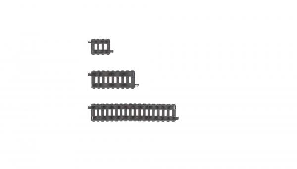 Tomek i Przyjaciele: Zestaw torów - proste (DFM55/DFM56)