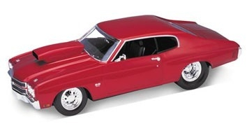 Chevrolet Chevelle Pro Street 1970 (metallic red)