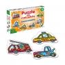Puzzle dla maluszków: Samochodziki (0537)