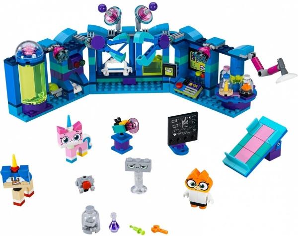 Lego Unikitty: Laboratorium dr Lisiczki (41454)