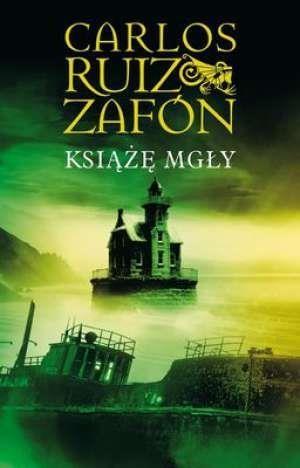 Książę Mgły Zafon Carlos Ruiz