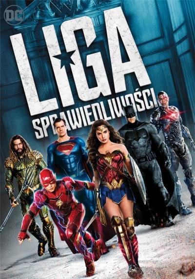 Liga sprawiedliwości DVD Zack Snyder