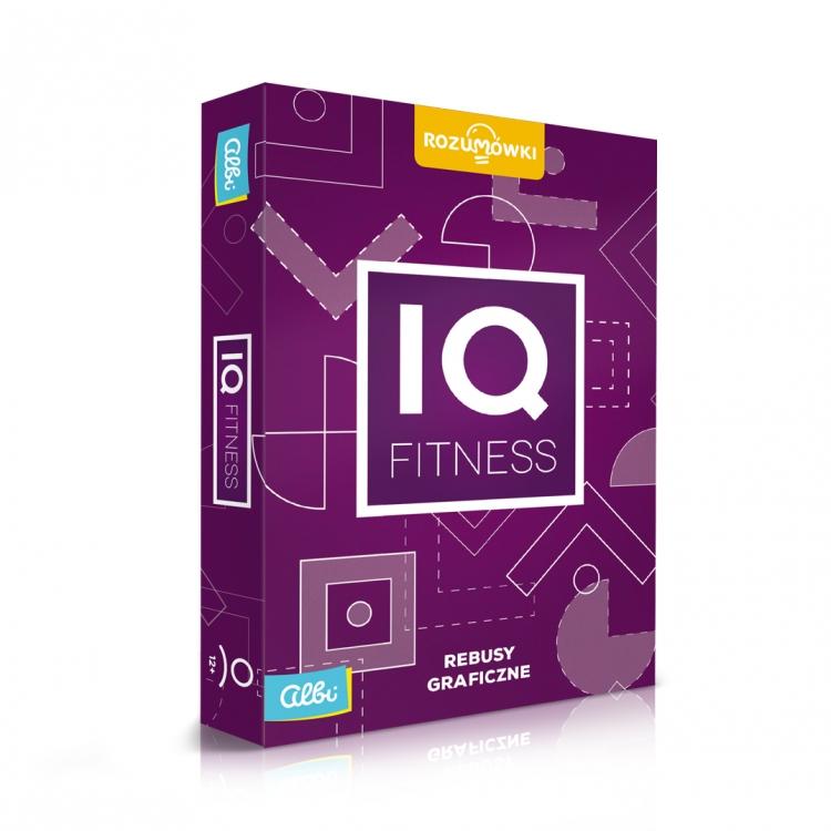 IQ Fitness - Rebusy graficzne (28483)